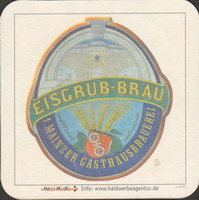Beer coaster 1-mainzer-gasthausbrauerei-1-small