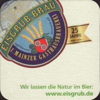 Beer coaster 1-mainzer-gasthausbrauerei-2-small