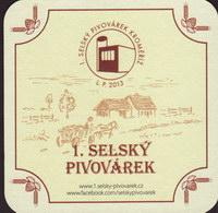 Pivní tácek 1-selsky-pivovarek-1-small