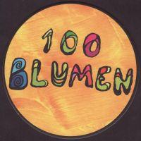 Pivní tácek 100-blumen-1-zadek-small