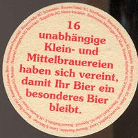 Beer coaster 16-brauerei-1-zadek
