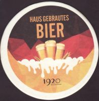 Beer coaster 1920-1-small