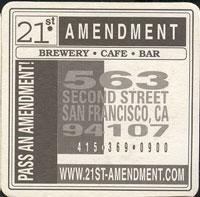 Beer coaster 21st-amendment-1-zadek