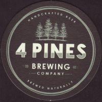Pivní tácek 4-pines-beer-1-small