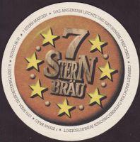 Pivní tácek 7-stern-brau-7