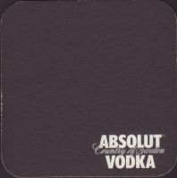 Beer coaster a-absolut-vodka-3-oboje-small