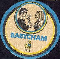 Beer coaster a-babycham-1-small