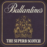 Beer coaster a-ballantines-1-oboje-small