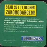 Beer coaster a-becher-23-zadek