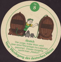 Pivní tácek a-deutscher-wein-1-zadek-small