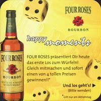 Pivní tácek a-four-roses-1-small