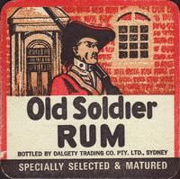 Pivní tácek a-old-soldier-rum-1-small