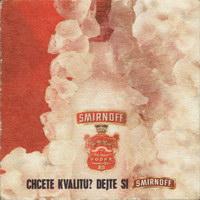 Pivní tácek a-smirnoff-12-zadek-small