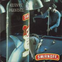 Pivní tácek a-smirnoff-9-zadek-small