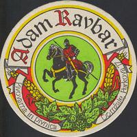 Beer coaster adam-ravbar-1