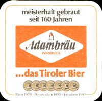 Beer coaster adambrauerei-1