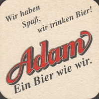 Beer coaster adambrauerei-4-zadek-small