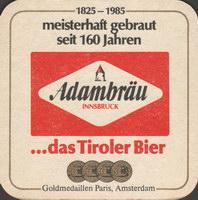Beer coaster adambrauerei-5