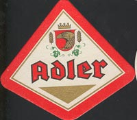 Beer coaster adler-1