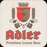 Beer coaster adler-2