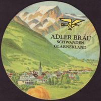 Pivní tácek adler-ag-8-small