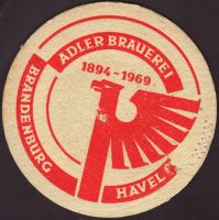 Pivní tácek adler-brauerei-brandenburg-1-small