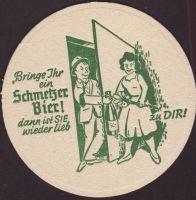 Pivní tácek adlerbrauerei-carl-schmetzer-2-zadek-small