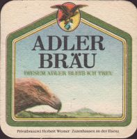 Pivní tácek adlerbrauerei-herbert-werner-8-small