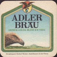 Pivní tácek adlerbrauerei-herbert-werner-9-small
