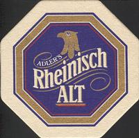 Beer coaster adlers-rheinisch-1