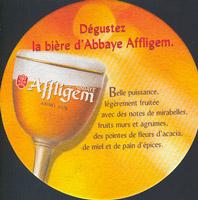 Pivní tácek affligem-17-zadek