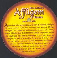Pivní tácek affligem-18-zadek