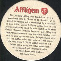 Beer coaster affligem-24-zadek