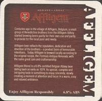 Pivní tácek affligem-26-zadek