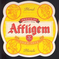 Pivní tácek affligem-3