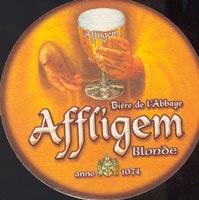 Pivní tácek affligem-4