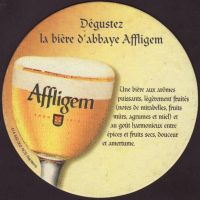 Beer coaster affligem-60-zadek-small