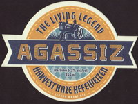 Beer coaster agassiz-1