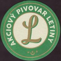 Pivní tácek akciovy-pivovar-letiny-1-small