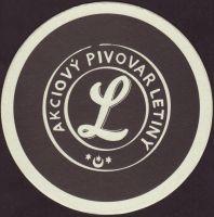 Pivní tácek akciovy-pivovar-letiny-2-small