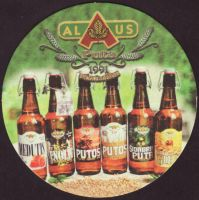Pivní tácek alaus-bravoras-su-puta-1-small