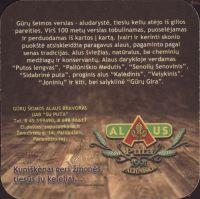 Pivní tácek alaus-bravoras-su-puta-2-zadek-small