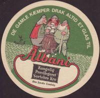 Pivní tácek albani-10-small