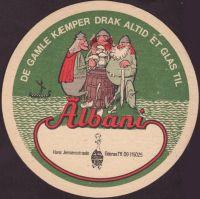 Pivní tácek albani-12-small