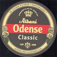 Pivní tácek albani-2-oboje