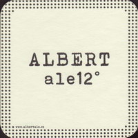 Beer coaster albert-1-small