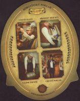 Beer coaster albert-zamecky-resort-sobotin-3-zadek-small
