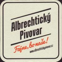 Pivní tácek albrechticky-1-small