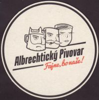 Beer coaster albrechticky-4-small