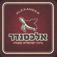 Pivní tácek alexander-beer-3-zadek